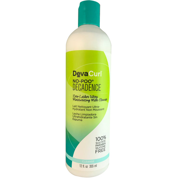 Devacurl No-Poo Decadence 12 oz For the Hair