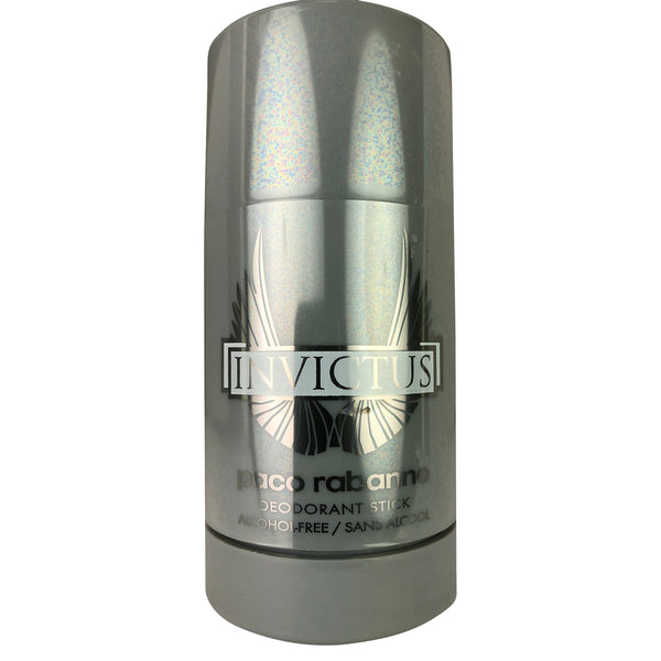 Paco Rabanne Invictus for Men Deodorant Stick 2.5 oz ALCOHOL FREE