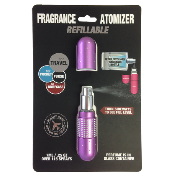 Ref. Atomizer Crystal Lovely Lavender .25 oz