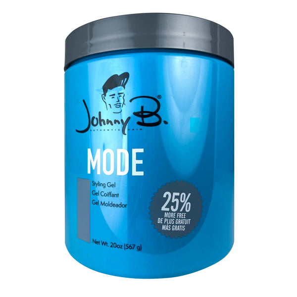 Johnny B. Mode Styling Gel Men Gel 16 Oz,