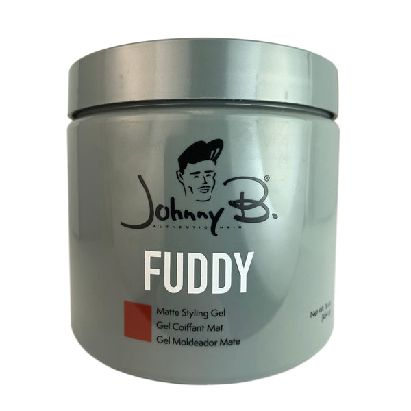 Johnny B. Fuddy Matte Styling Gel Men 16 oz