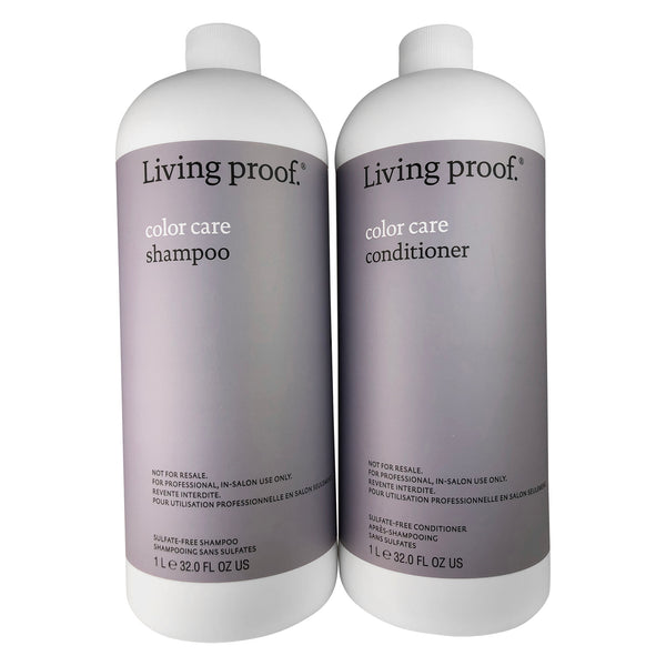 Living Proof Color Care Shampoo & Conditioner Duo 32 oz