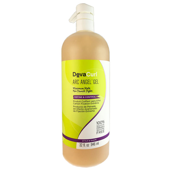 Devacurl Arc Angel Gel Maximum Hold for The Hair 32 oz