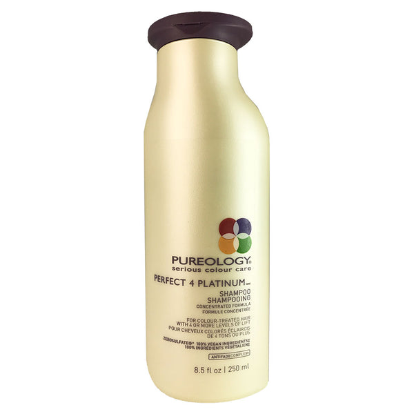 Pureology Perfect 4 Platinum Hair Shampoo 8.5 oz