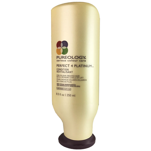 Pureology Perfect 4 Platinum Hair Conditioner 8.5 oz