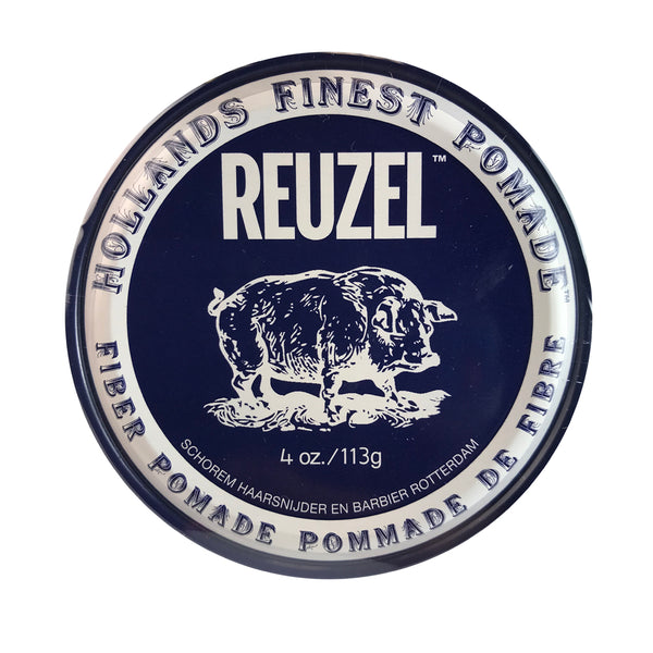 Reuzel Hollands Finest Fiber Hair Pomade 4 oz