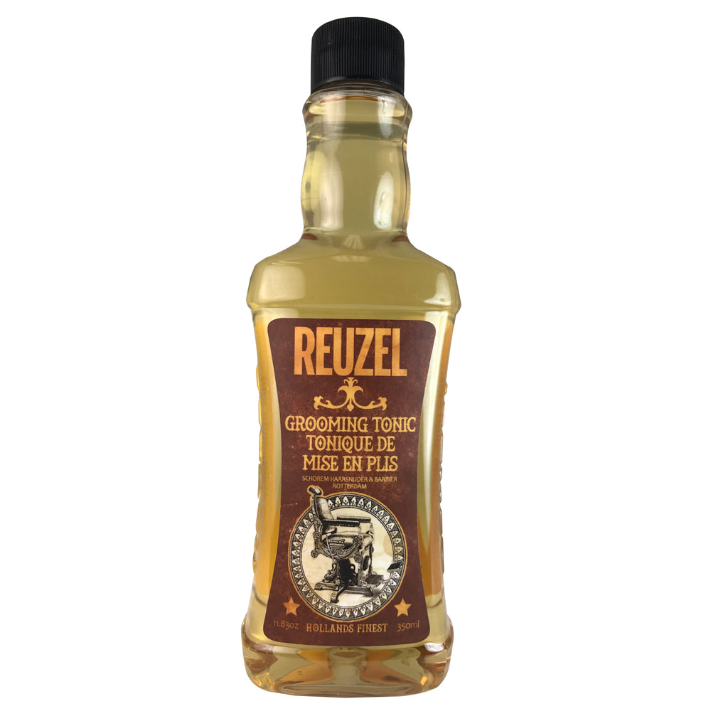 Reuzel Hollands Finest Grooming Hair Tonic 11.83 oz Barbers Love it!