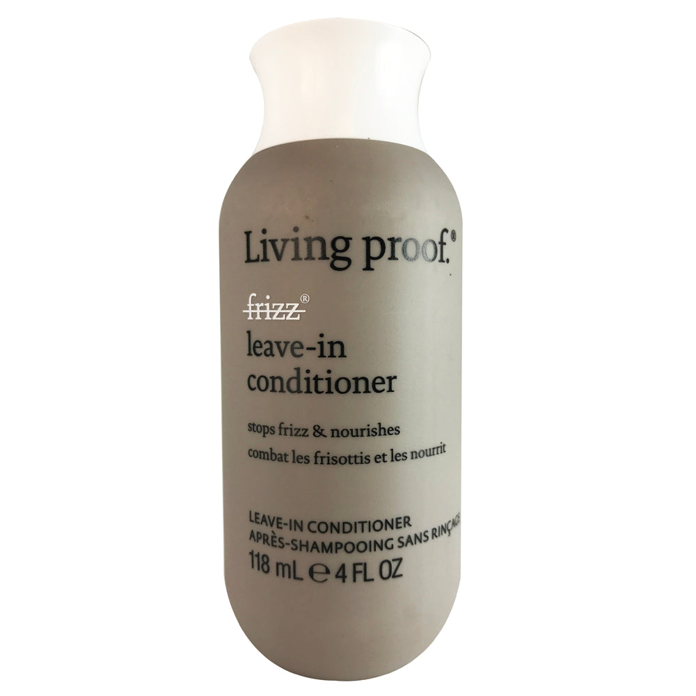 Living Proof No Frizz Leave-in Hair Conditioner 4 oz