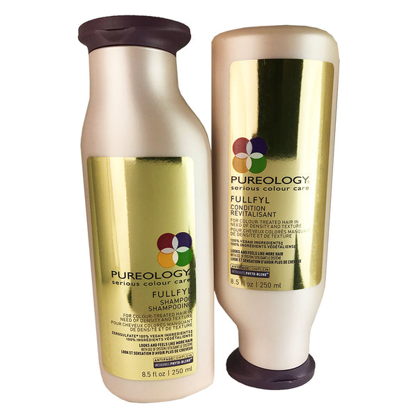 Pureology Fullfyl Serious Colour Care Fullfyl Hair Shampoo And Conditioner Duo