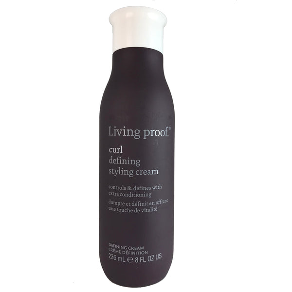 Living Proof Curl Defining Styling Hair Cream 8 oz