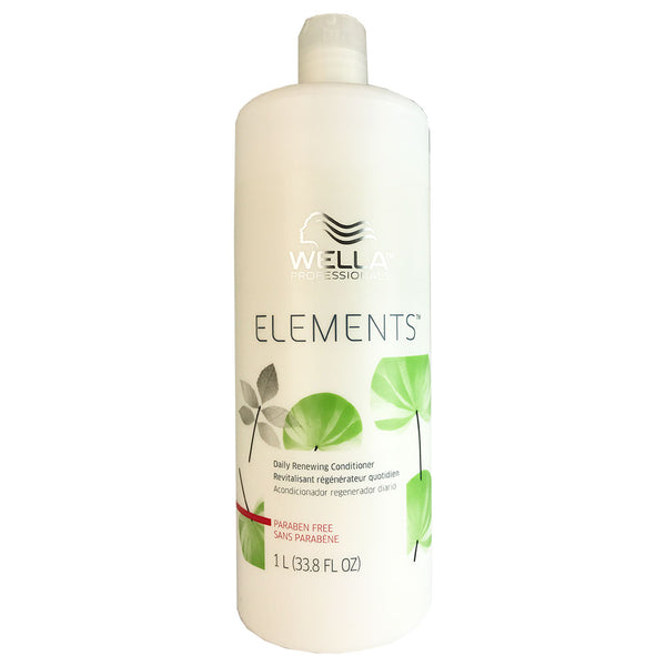 Wella Elements Hair Conditioner 33.8 oz for the Hair