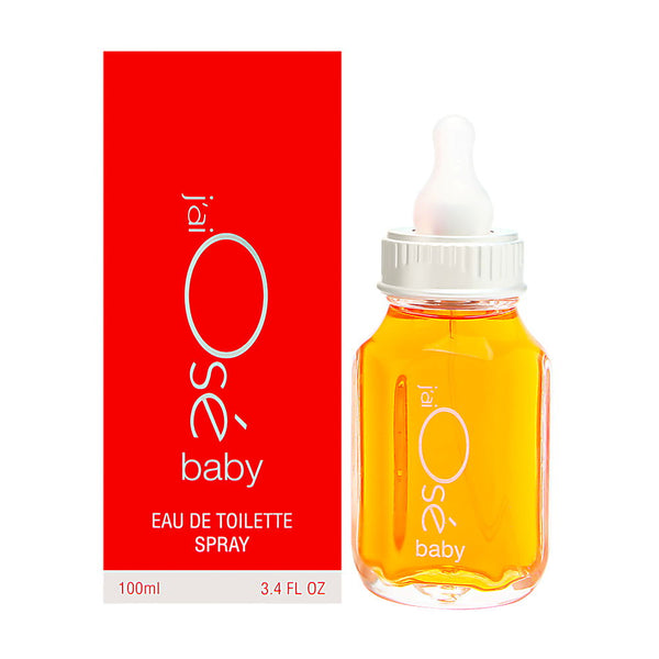 J'ai Ose Baby by Parfumes Jai Ose Paris 1.7 oz Eau de Toilette Spray