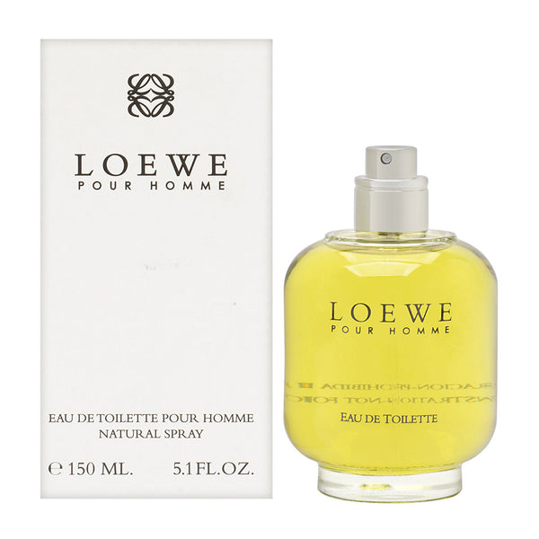 Loewe Pour Homme by Loewe for Men 5.1 oz Eau de Toilette Spray (Tester no Cap)