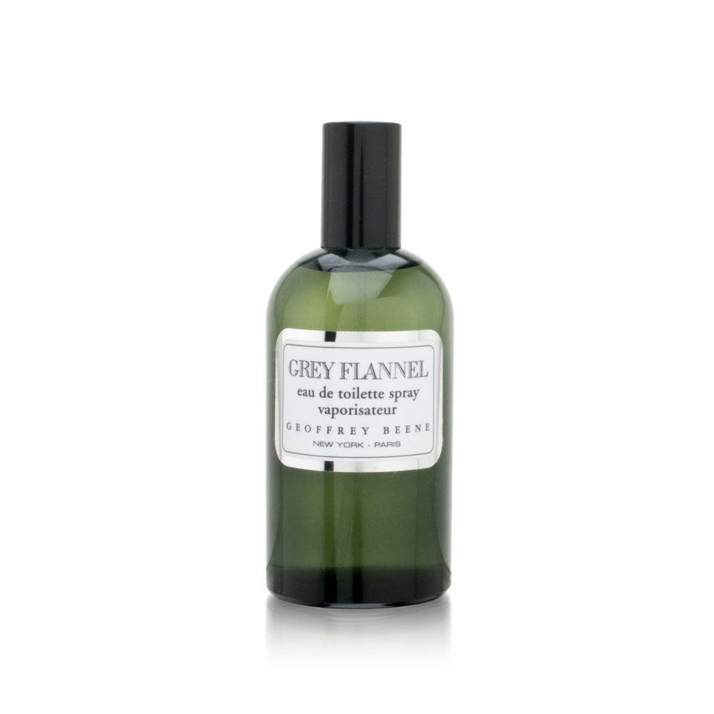 Grey Flannel For Men by Geoffrey Beene 4.0 oz Eau de Toilette Spray