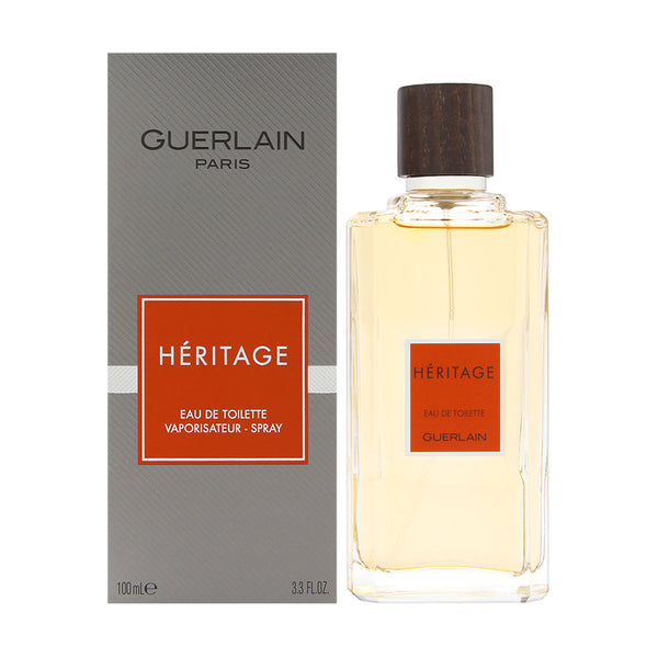 Heritage by Guerlain for Men 3.4 oz Eau de Toilette Spray