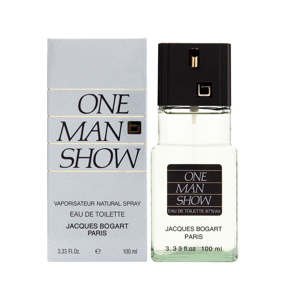 One Man Show by Jacques Bogart for Men 3.33 oz Eau de Toilette Spray