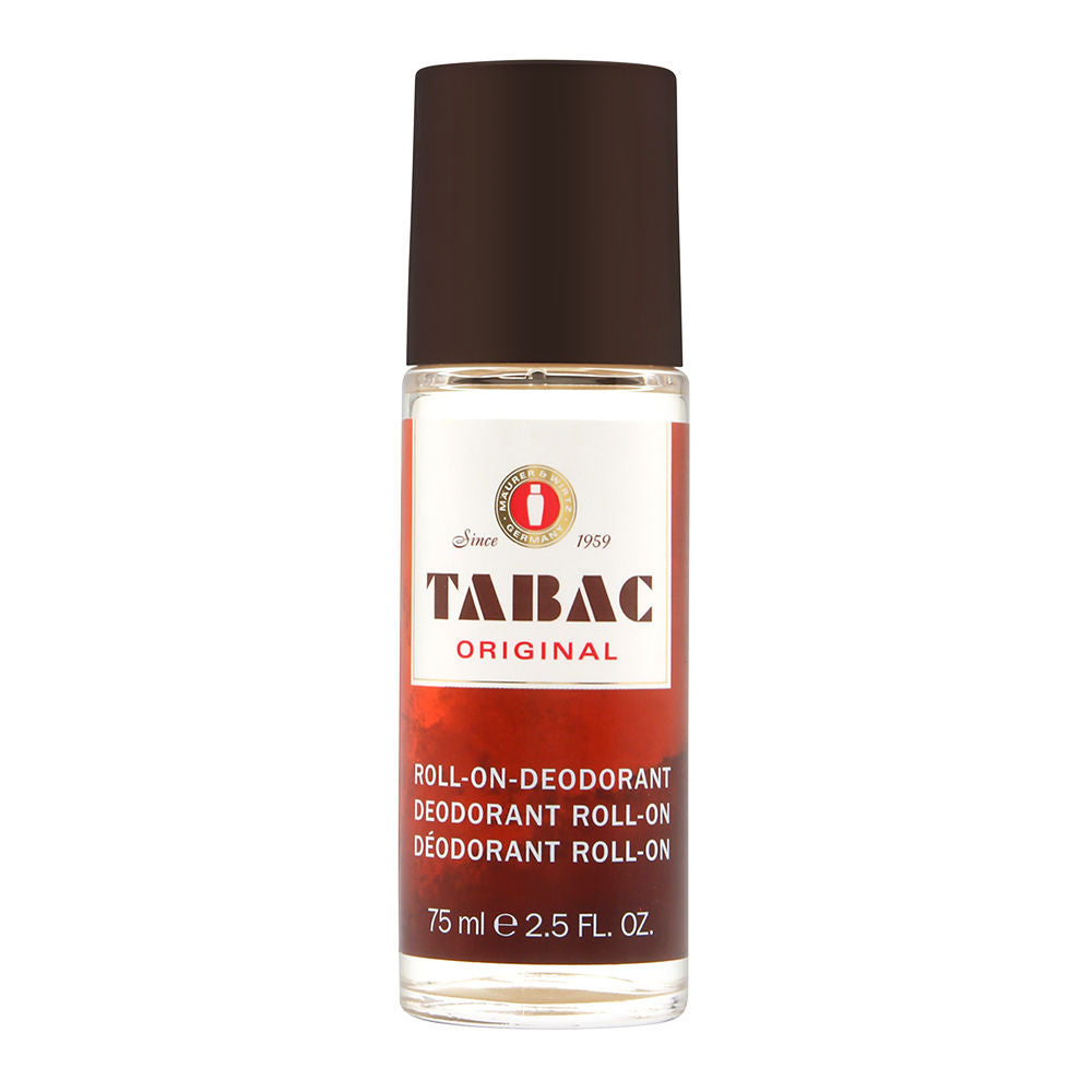 Tabac Original by Maurer & Wirtz for Men 2.5 oz Deodorant Roll-On