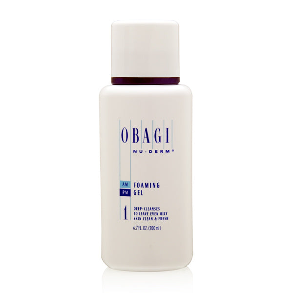 Obagi Nu-Derm Foaming Gel 198ml/6.7oz