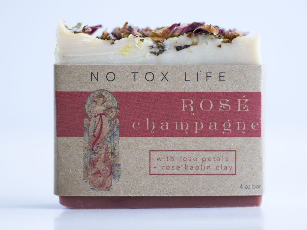 Rose Champagne Body Bar