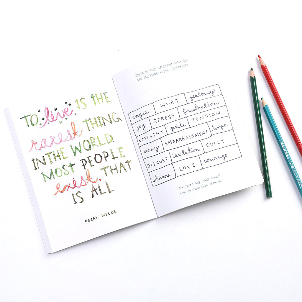 Meera Lee Patel - Start Where You Are: A Journal for Self-Exploration