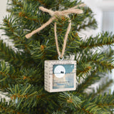 MKC PHOTOGRAPHY - Sing a Song Holiday Ornament