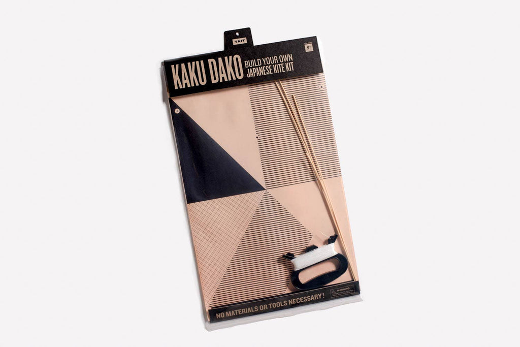 TAIT Design Co. - Peach Kaku Dako Kite Kit