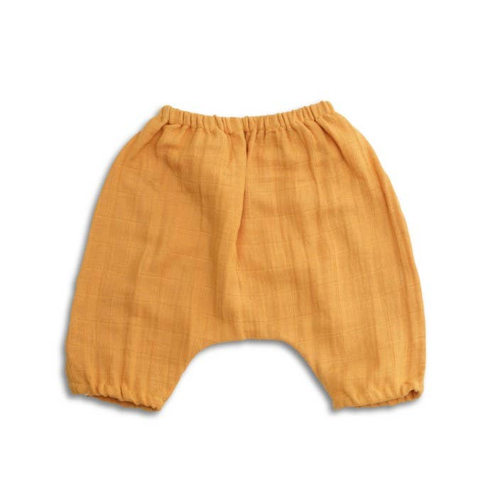 Ellie Fun Day - Golden Mustard Harem Pant