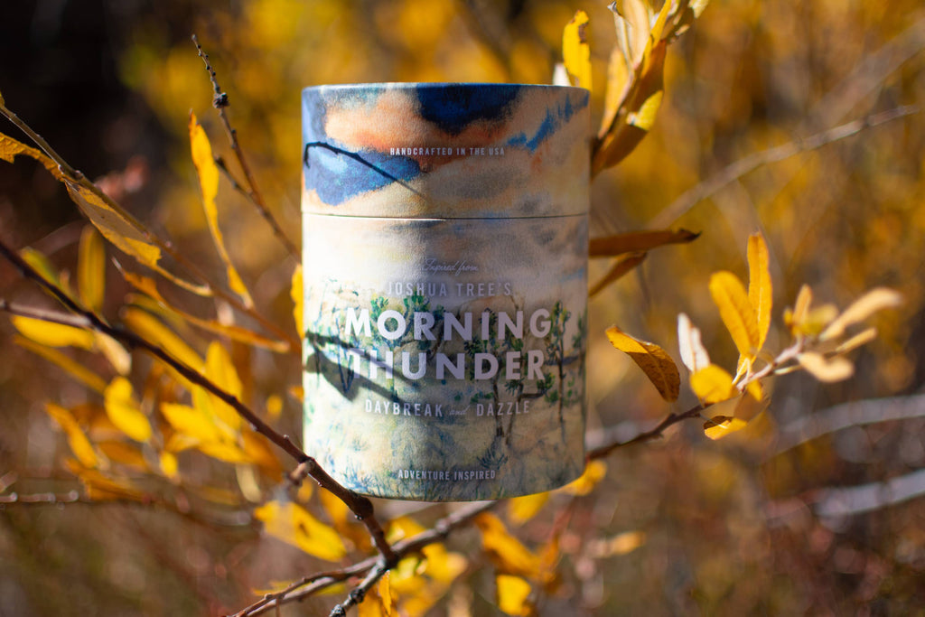 Ethics Supply Co. - NP Joshua Tree National Park Morning Thunder Candle | 11 oz