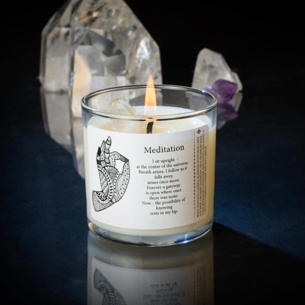 Magic Fairy Candles - Meditation 6oz Candles