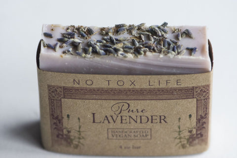 Lavender Botanicals Body Bar