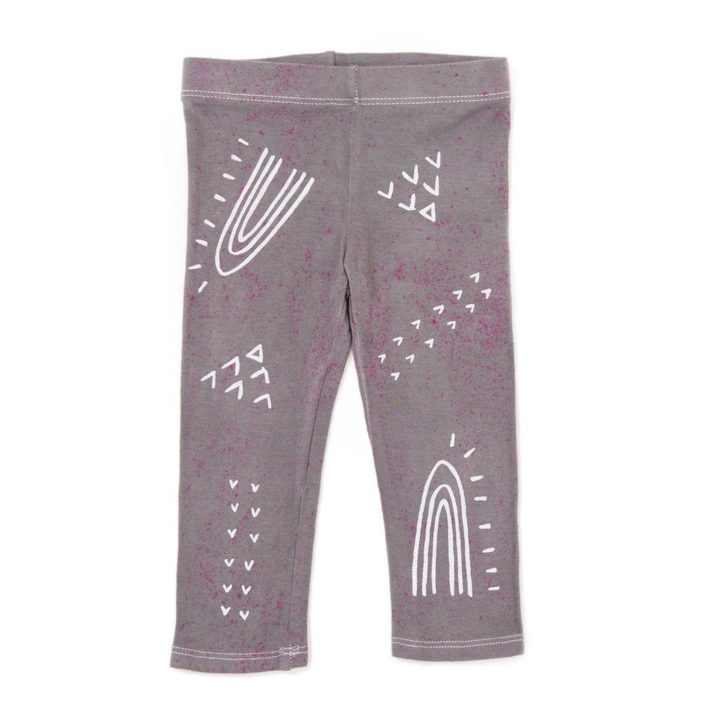 Smoke Hills & Rows Leggings