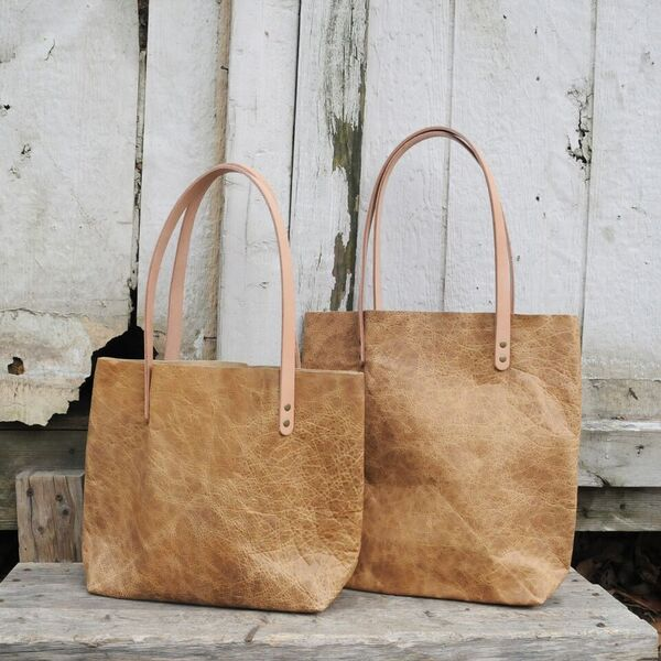 Rustic Tote Tall