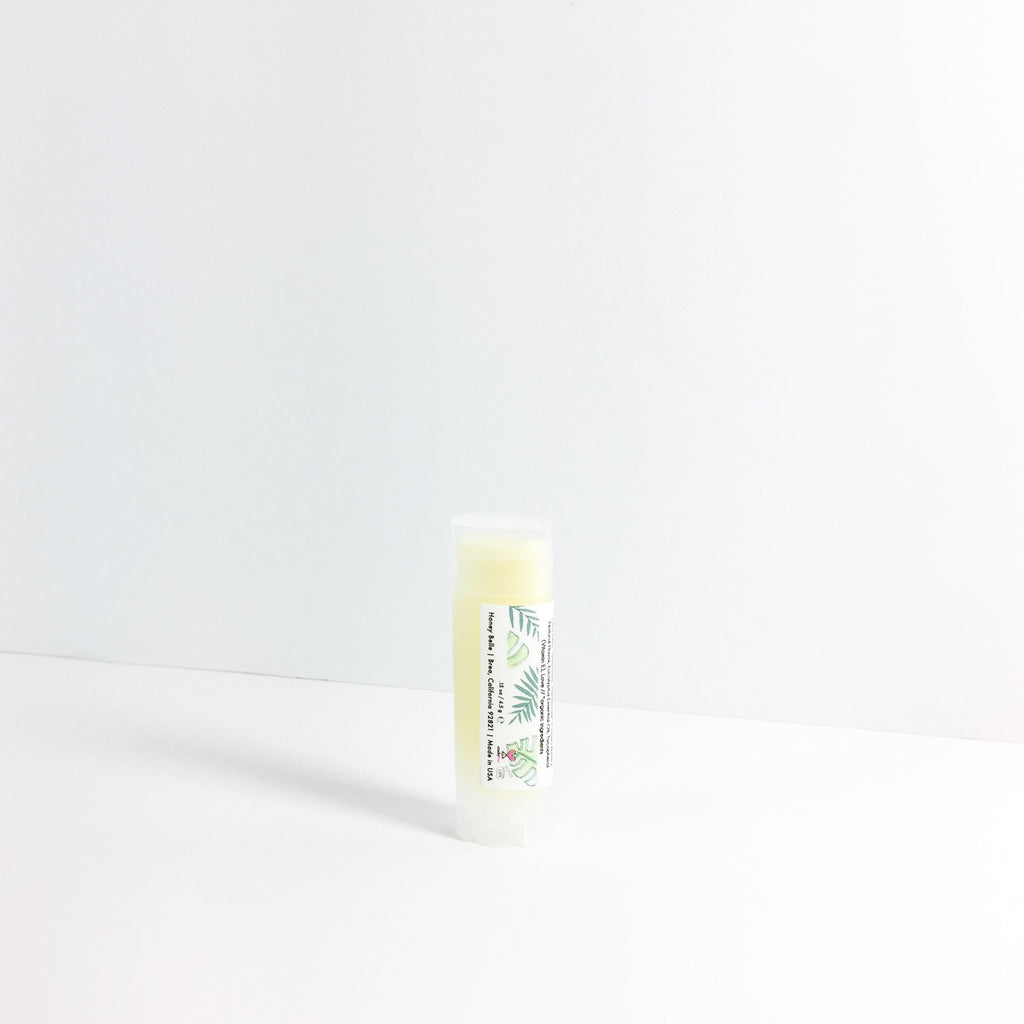 Honey Belle - Lip Balm - Kissable Lips (Mint) | Sensitive And Dry Lips