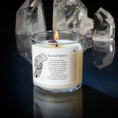 Magic Fairy Candles - Sacred Space 6oz Candles