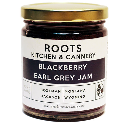 Blackberry Earl Grey Jam