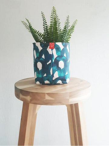 Casey D. Sibley - Mini Fabric Bucket