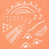 Orange Hills & Rows Infant/Kid's Tee