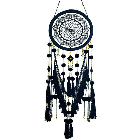 The Raven Dream Catcher
