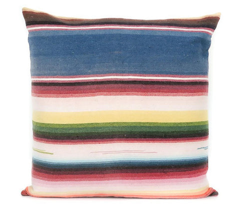 Saltillo Vintage Textile Accent Pillow
