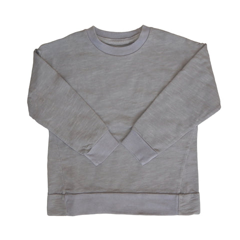 Grey Santa Monica Sweatshirt