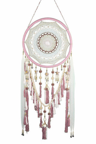 Spirit Daughter Hawk Dream Catcher