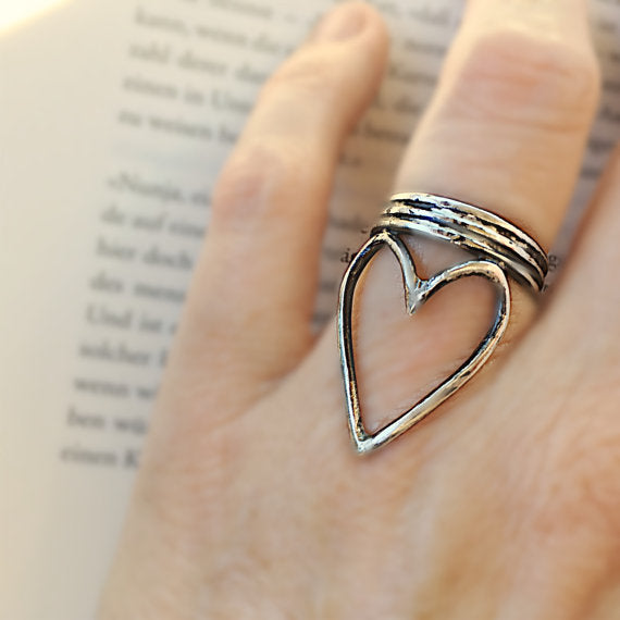Big Heart Ring