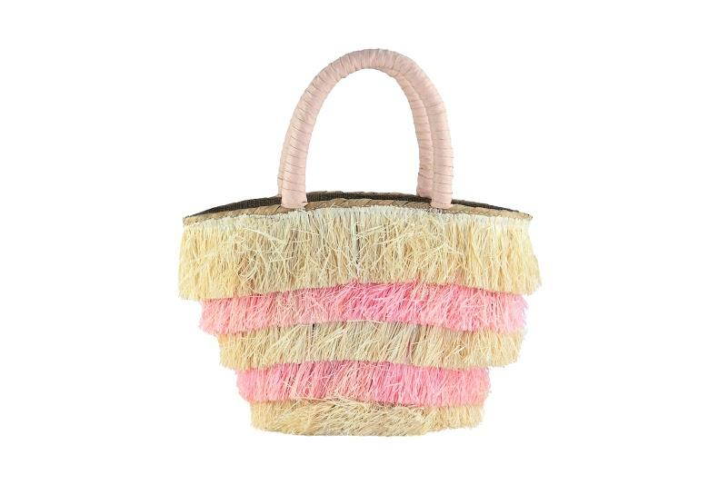 Mini Pink Piñata Bag