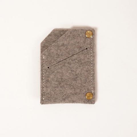 Quebec Wallet/ Felt
