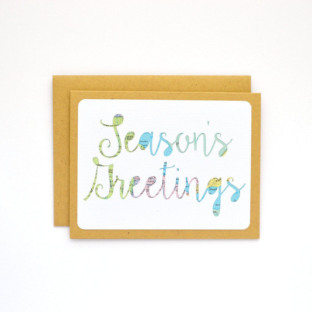 Season's Greetings Card Set
