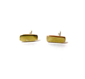 Small Gold Sonora Studs