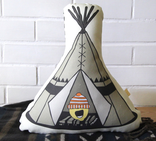 """Tidy Tepee"" Stuffy"