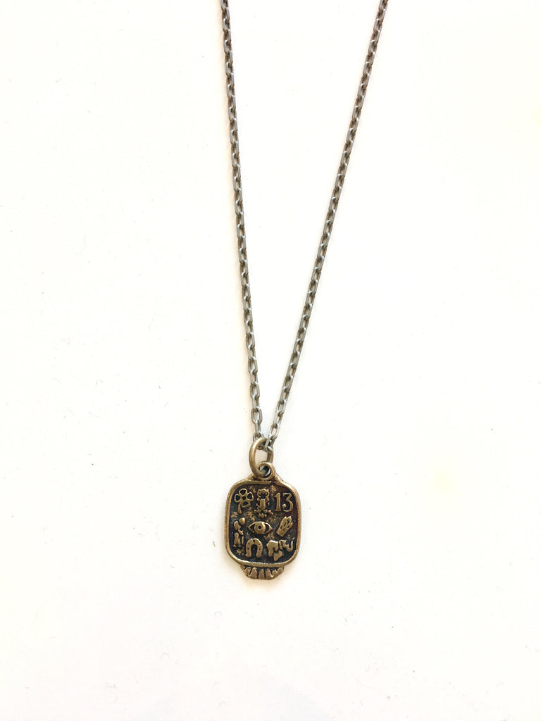 Lucky Symbols Necklace
