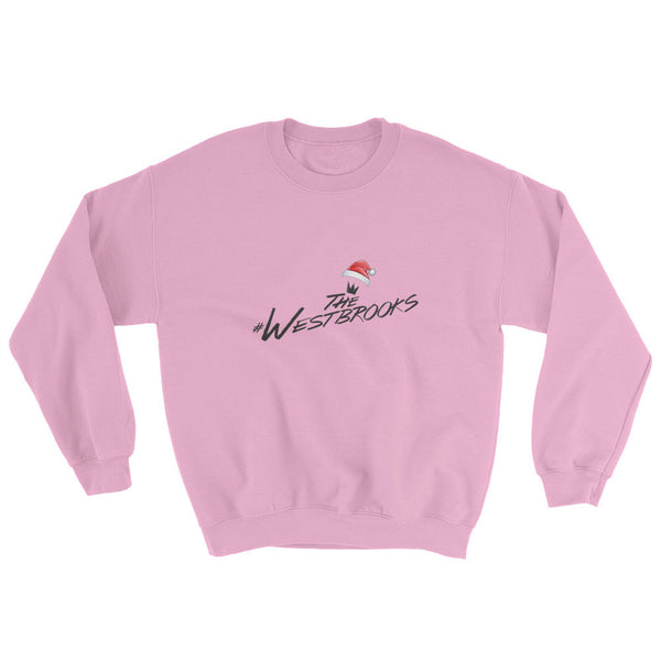 #TheWestbrooks Christmas - unisex sweatshirt.