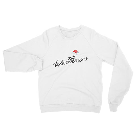 #TheWestbrooks Christmas- raglan sweater.